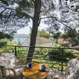 Blick aufs Wasser