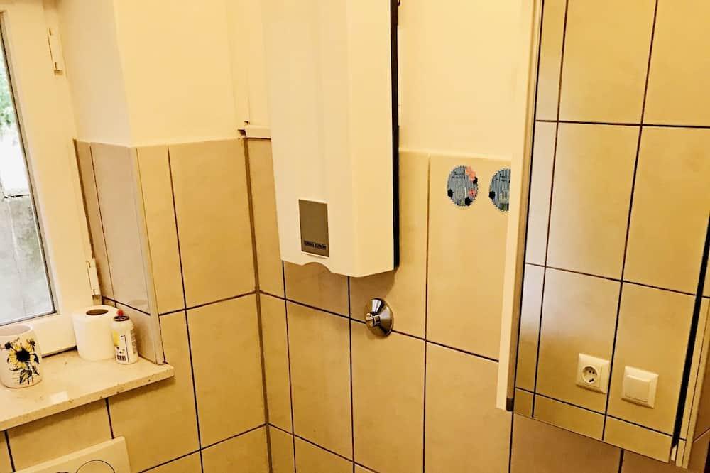 Huoneisto (A1) - Kylpyhuone