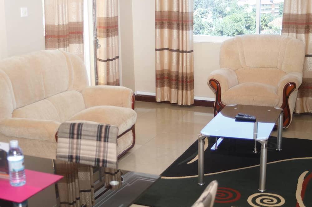 Comfort Apartment, Lake View - Bilik Rehat