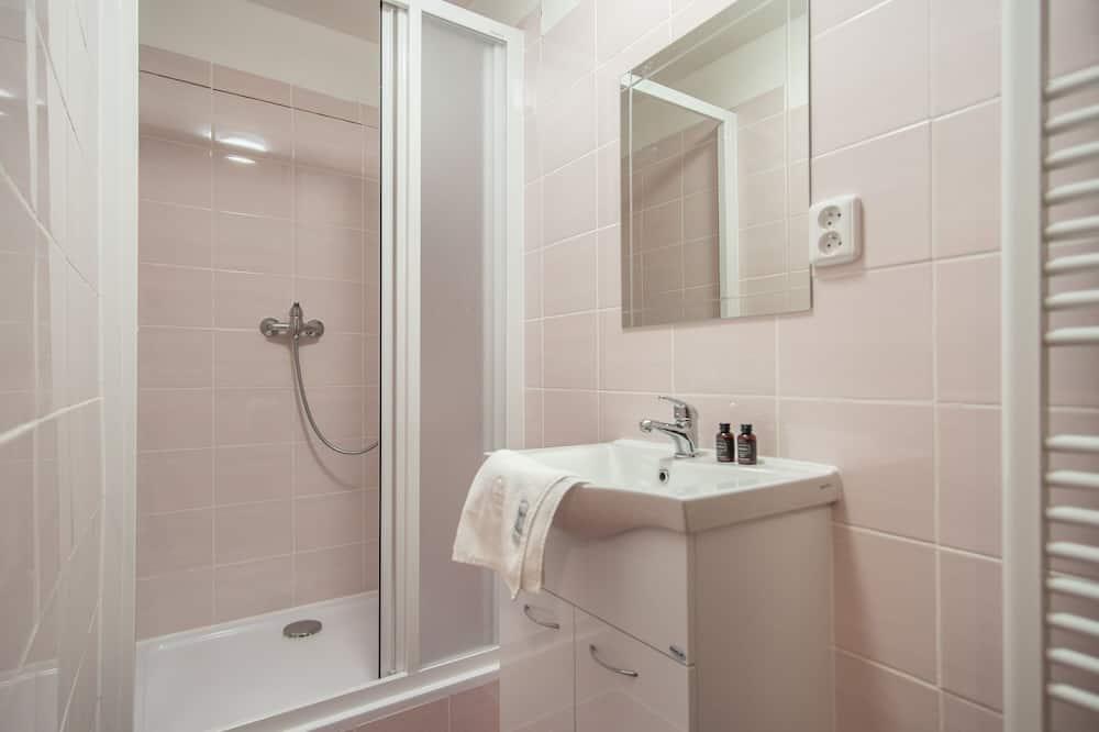 Departamento, 1 cama Queen size (Stepanska 20 (Flat No 2 - Middle)) - Baño