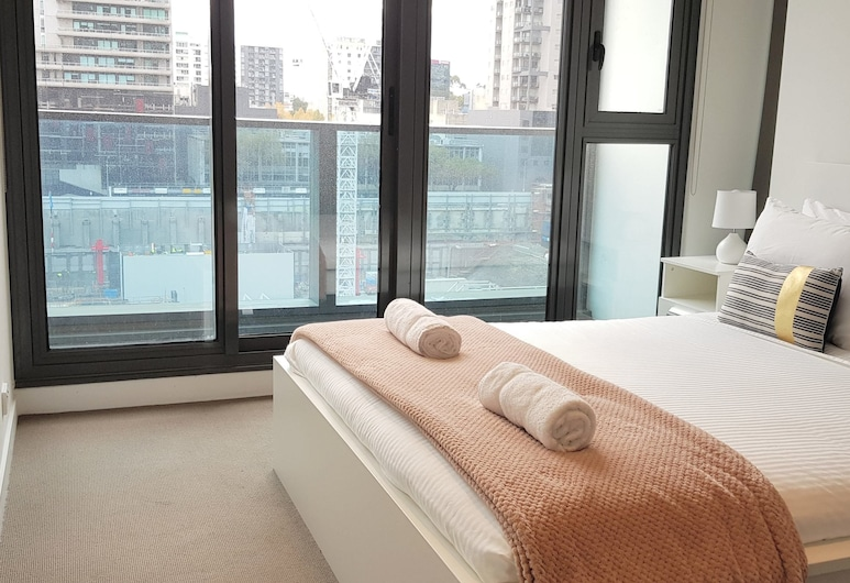 609/220 Spencer - Comfortable 2 Bedrooms 2 Bathrooms - great Location, Melbourne, Apartment, 2 Bedrooms, Room