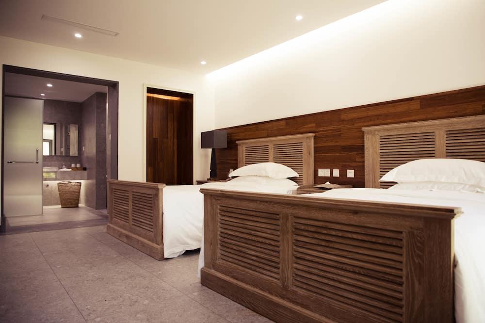 Dvojlôžková izba typu Elite - Obývacie priestory