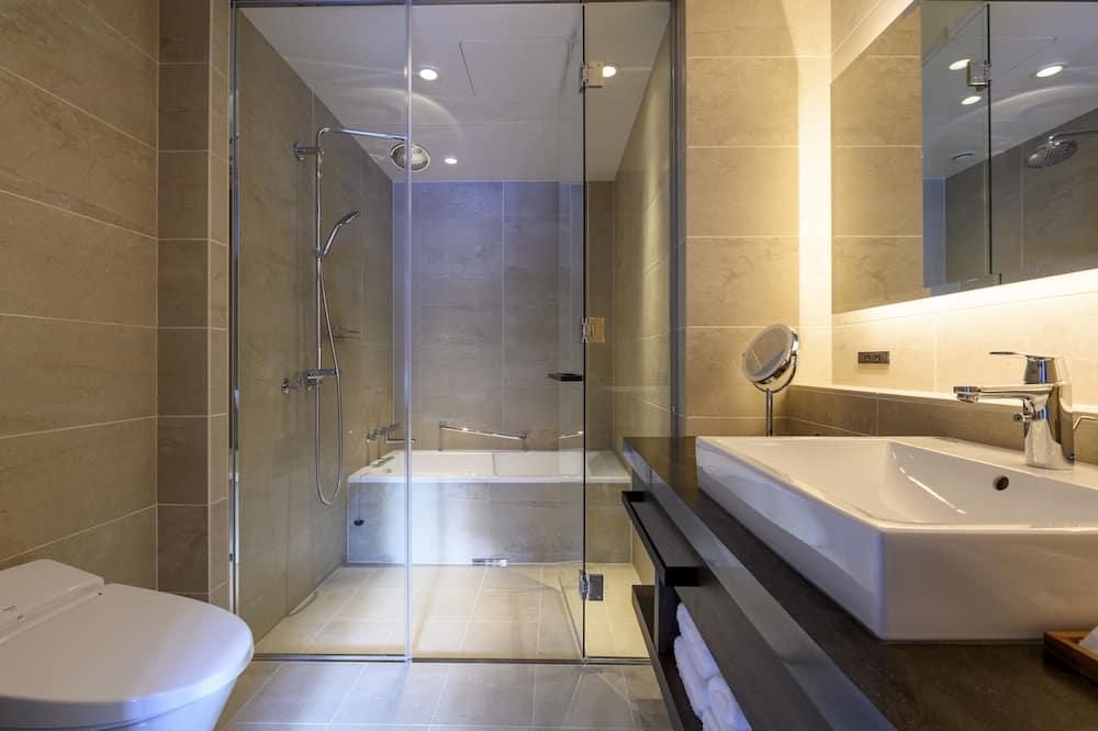 Сімейний номер-люкс, 2 спальні (Tatami) - Ванна кімната