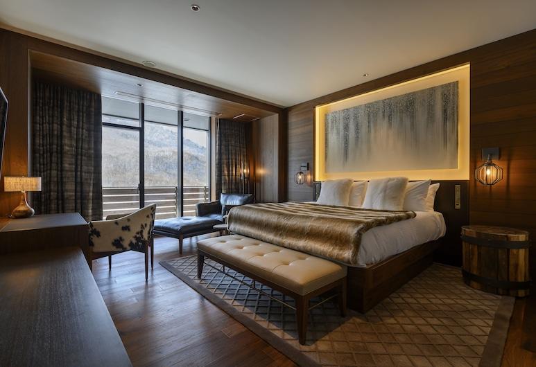 Yu Kiroro, Akaigawa, Panorama Penthouse with Onsen, 4 Bedrooms, Guest Room