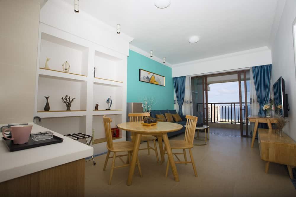 海景精品大床房 - 客廳