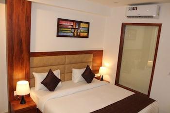 新德里紅冠飯店的相片
