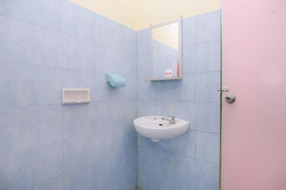 غرفة مزدوجة عادية - حوض الحمام
