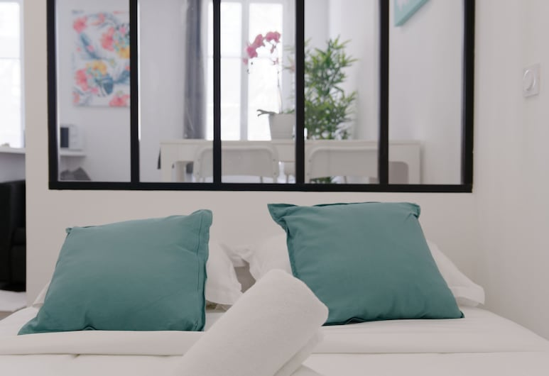 Panier Fontaine, Marseille, Apartment, 1 Bedroom, Room