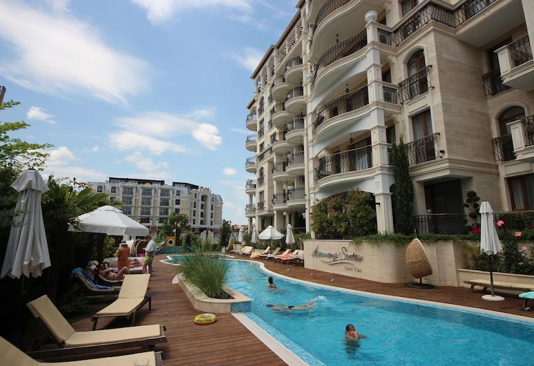 Menada Harmony Suites X Apartment, Свети-Влас