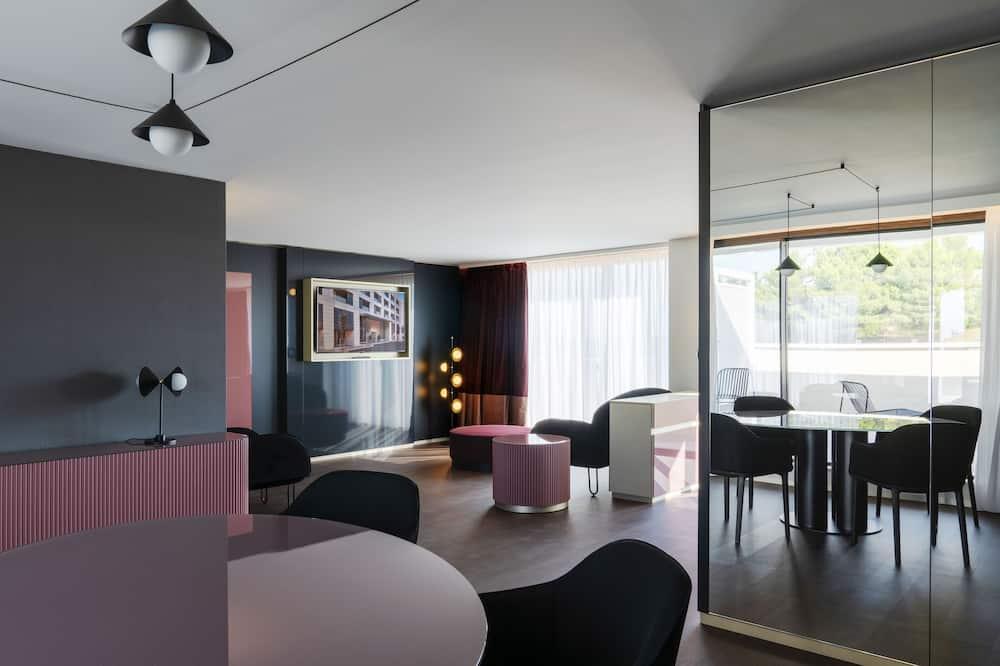 Panorama Suite single use - Sala de estar