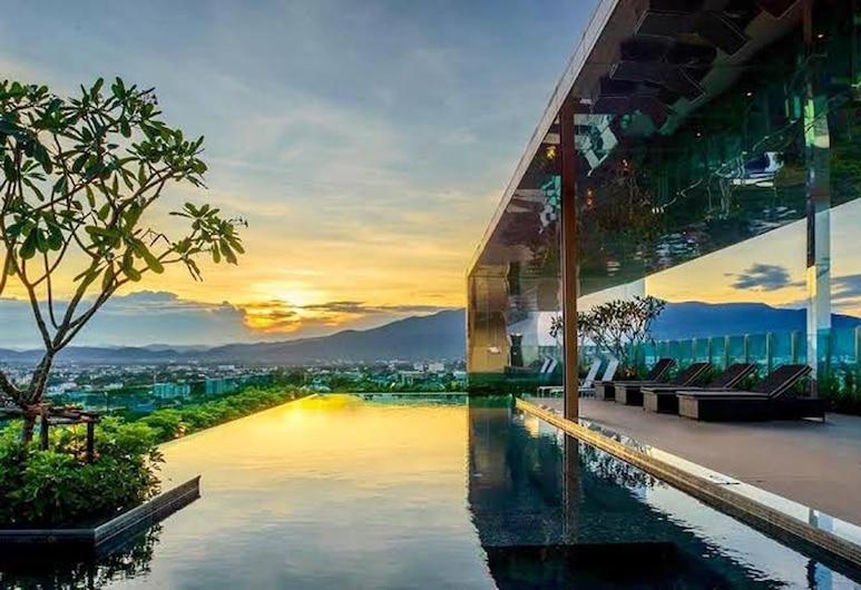 Prime residence Astra, Chiang Mai, Piscine