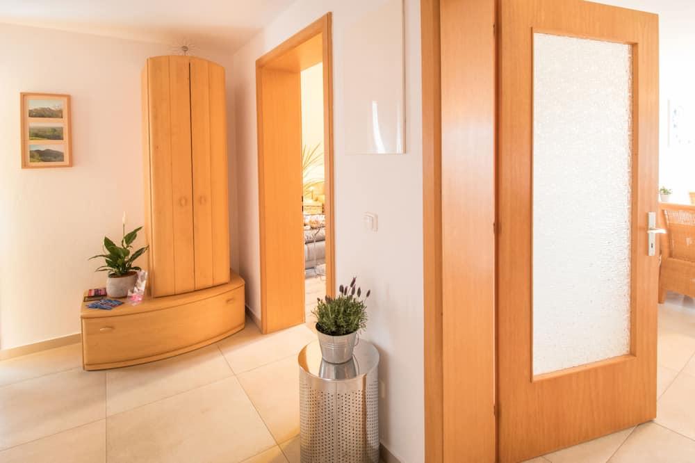 Appartamento, 2 camere da letto, vista giardino (FeWo Ratzinger Höhe) - Area soggiorno