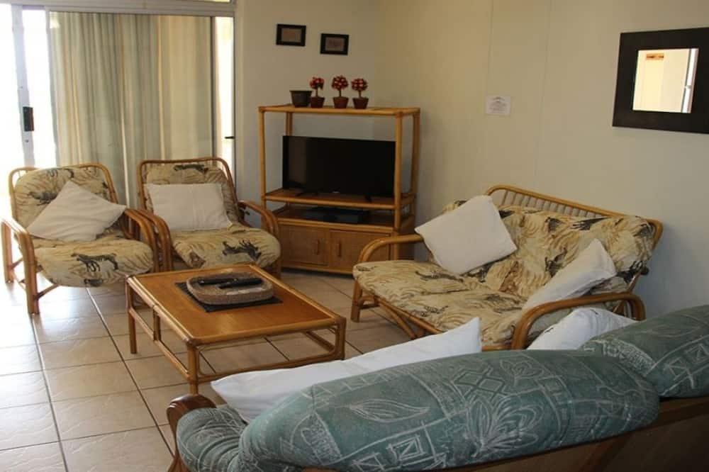 Apartment, 1 Bedroom - Living Room