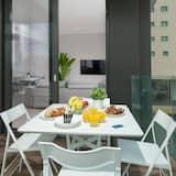 基本公寓, 1 間臥室 - 客房內用餐