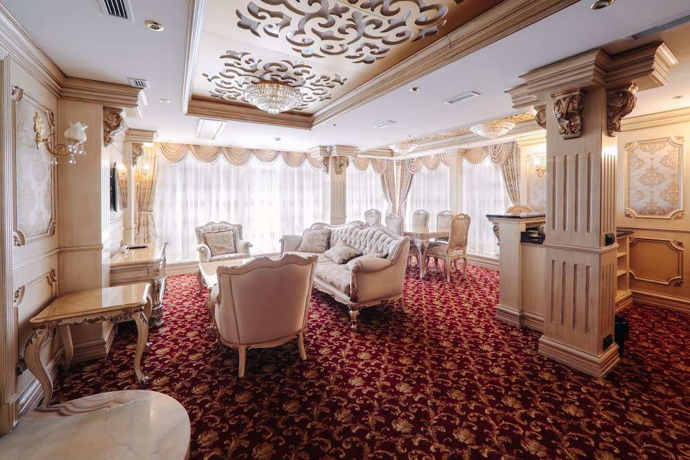 Karalisks luksusa numurs - Dzīvojamā zona