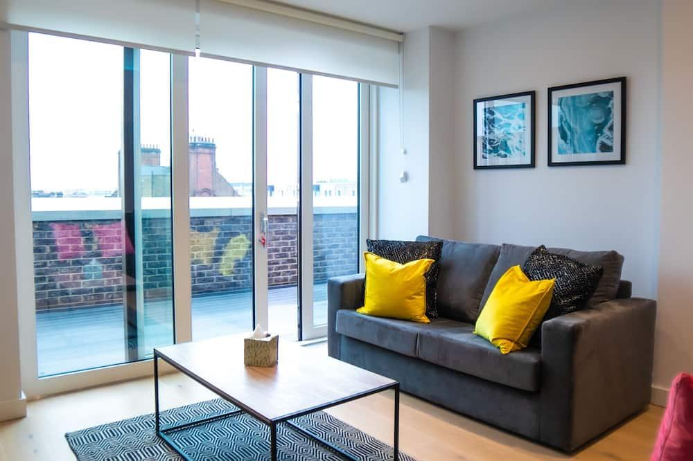 Executive Apartment, Accessible, Ensuite (Grandeur IV) - Lounge
