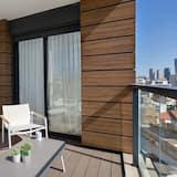 Deluxe-lejlighed - Terrasse/patio