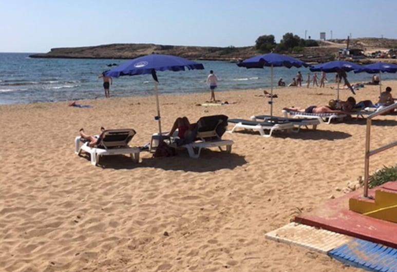 Angie Luxury Beach Villas, Ayia Napa, Beach