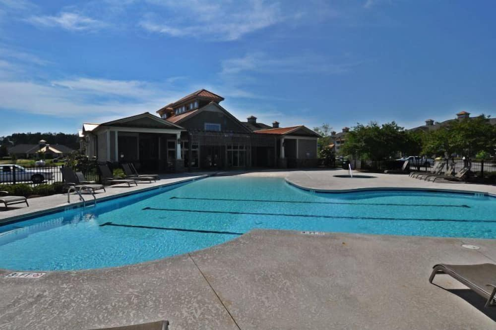 Condo (1302 Crow Creek Drive) - Pool