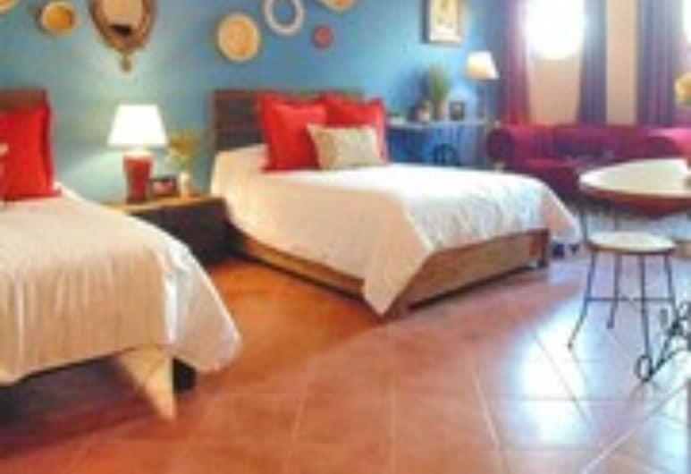 Suites Portal San Ángel, Mexico City, Superior Double Room, Room
