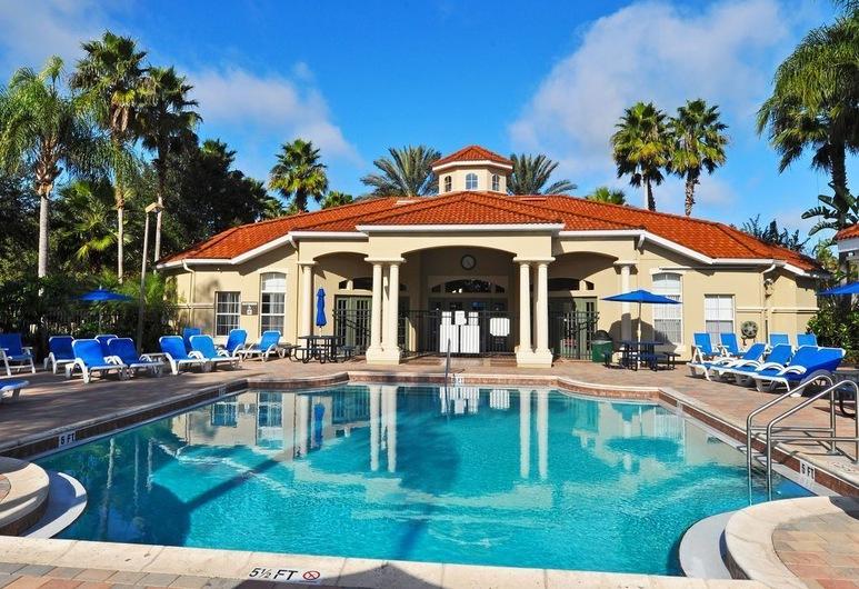 Emerald Island Resort, Kissimmee, Bar pokraj bazena