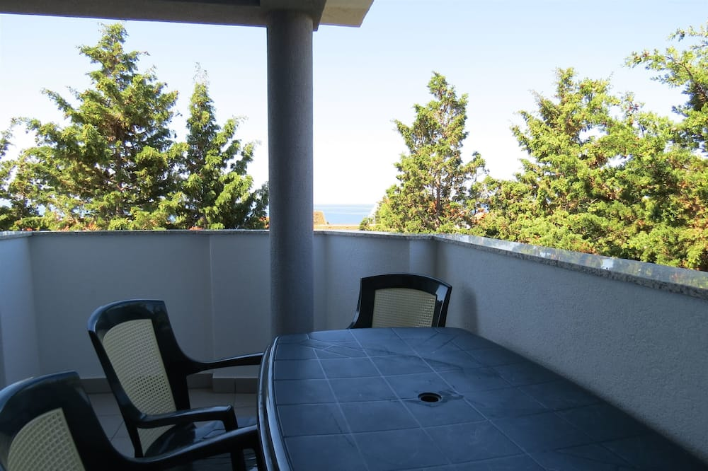 Appartement (A3) - Balcon