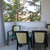 Appartement (A2) - Balcon