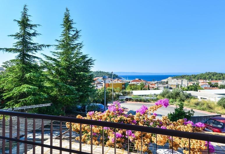 Apartments Bernard, Makarska, Balkong