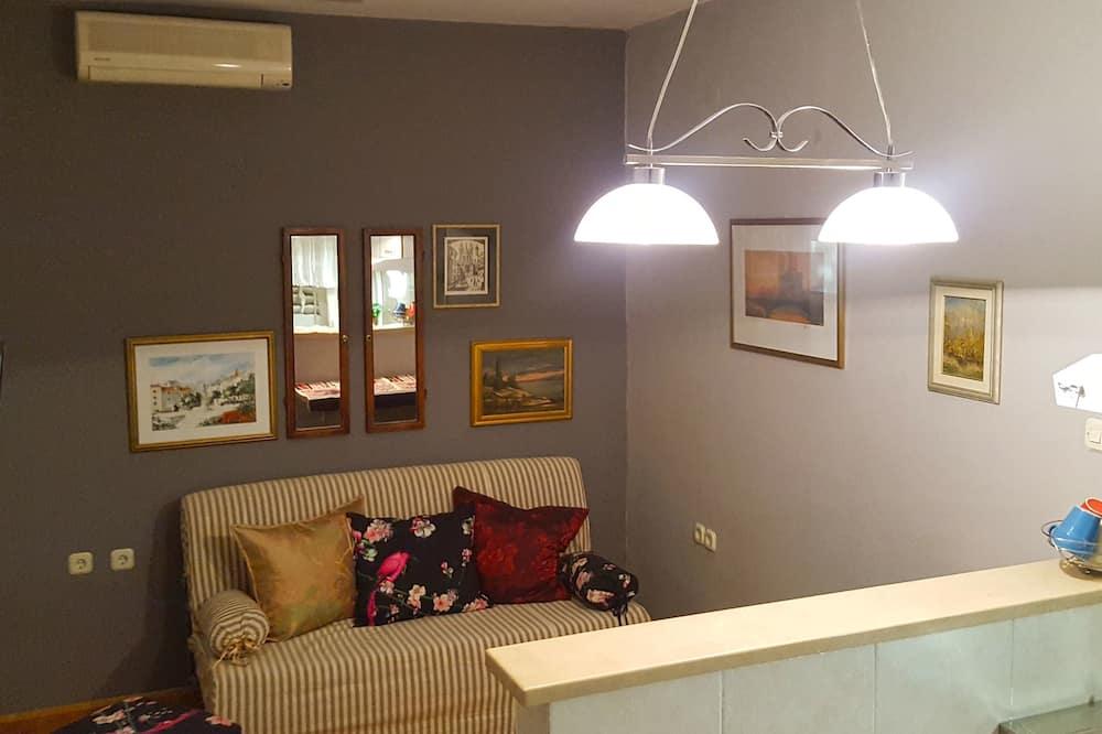 Apartament (A3) - Salon