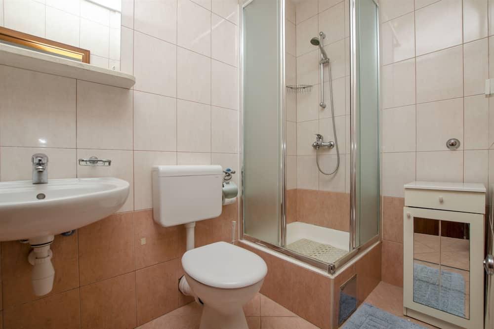 apartman (A1) - Fürdőszoba