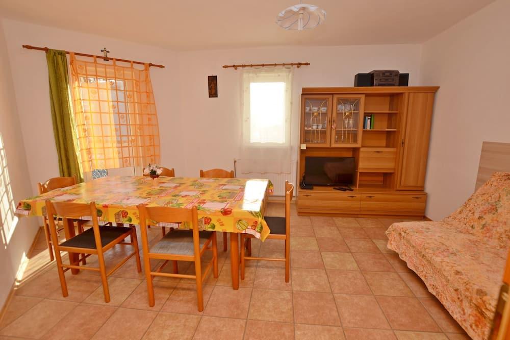 Apartmán (A1) - Obývací pokoj
