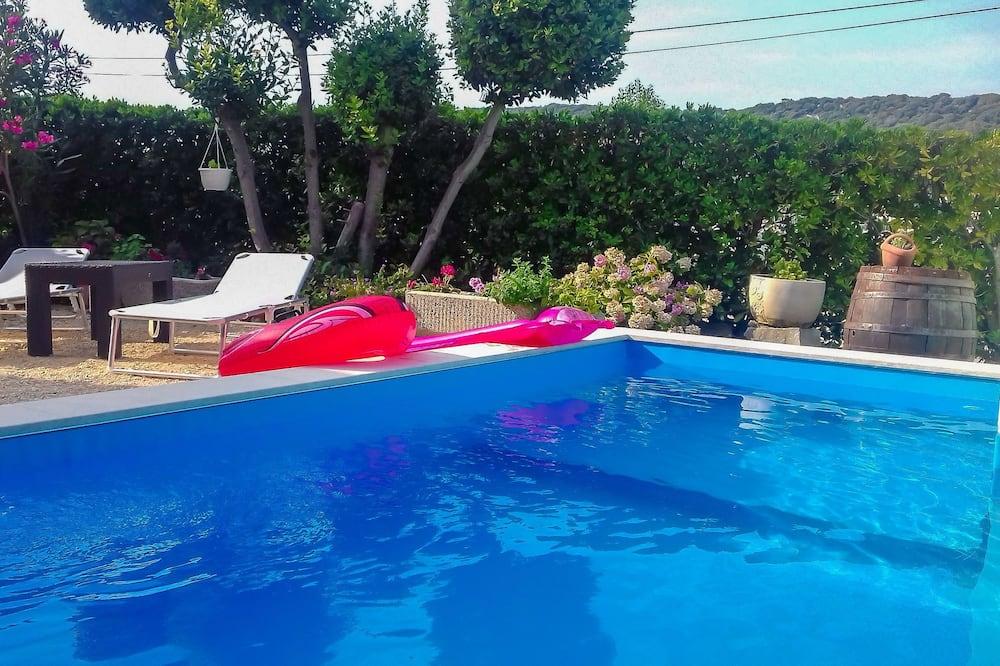 Apartmán (A3) - Vonkajší bazén