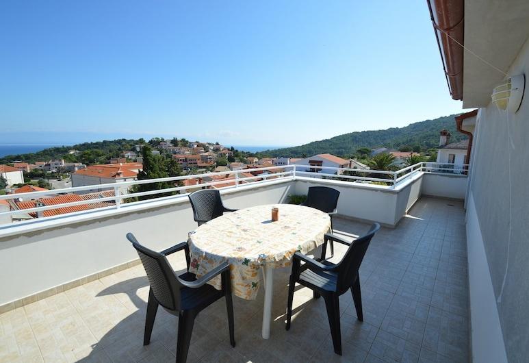 Apartments Marlen, Mali Lošinj, Apartman (A3), Balkon