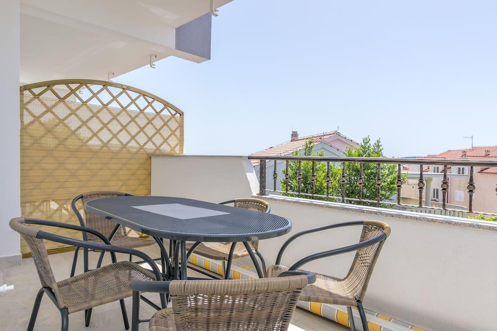 Lägenhet (A4) - Balkong