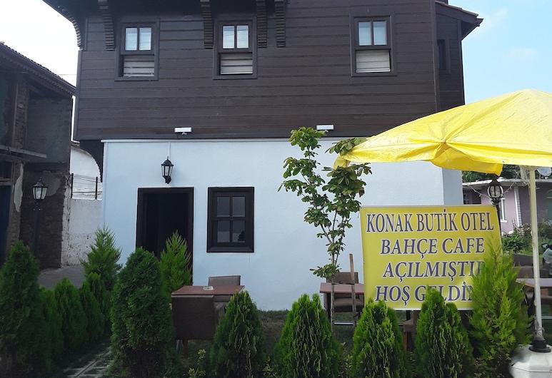Konak Butik Hotel Papazin Evi, Vize
