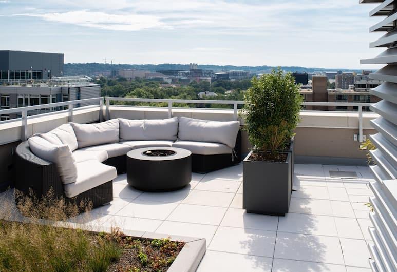 Global Luxury Suites Capitol Hill/Navy Yard , Washington, Terrass