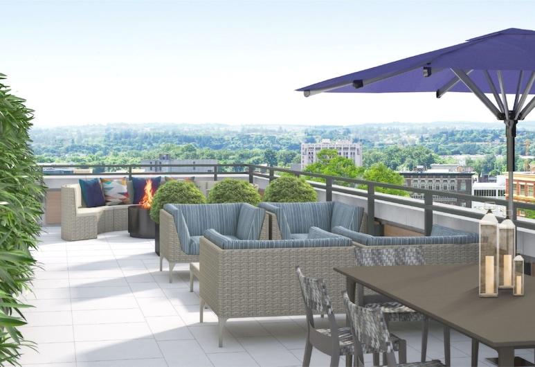 Global Luxury Suites Capitol Hill/Navy Yard , Washington, Terrace/Patio