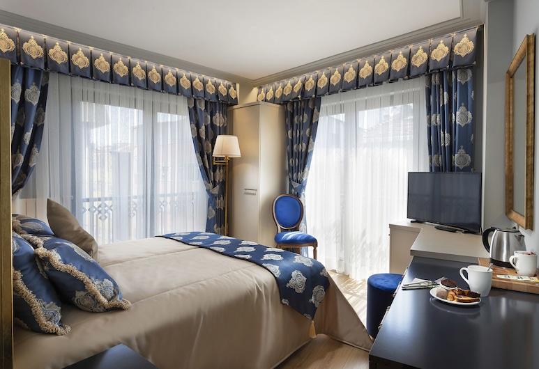 Guner Business Hotel, İstanbul, City Tek Büyük Yataklı Oda, Oda