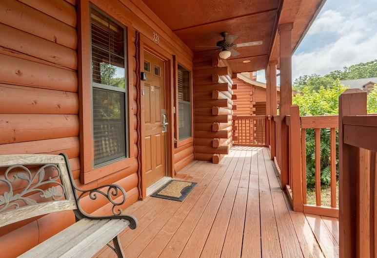 Romantic Retreat - 1 Br Cabin, Branson, Cabin, 1 Bedroom, Balcony