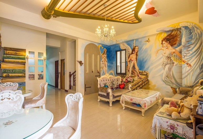Muses' Fantasy B&B, Taitung, Otel İç Mekânı