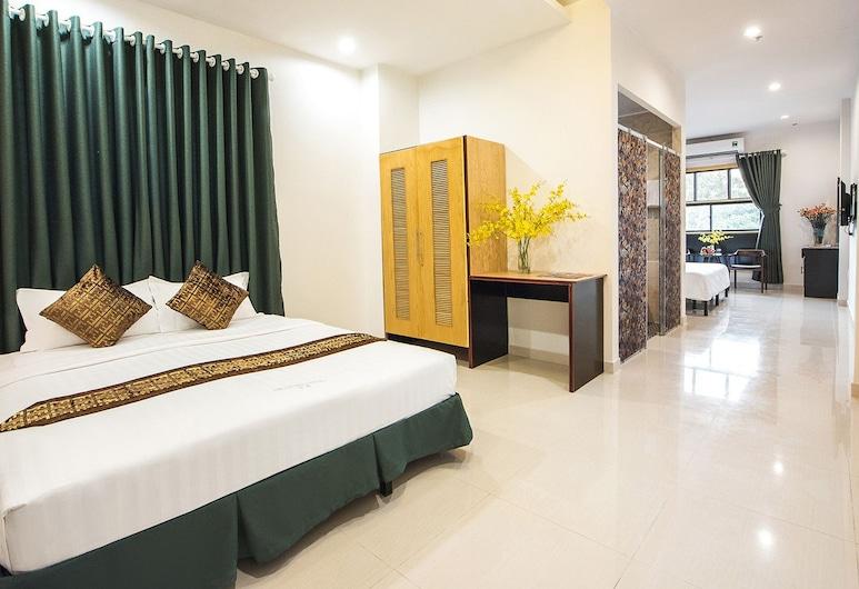 New Star Inn Boutique Hotel, Ho Chi Minh City, Familjerum, Gästrum