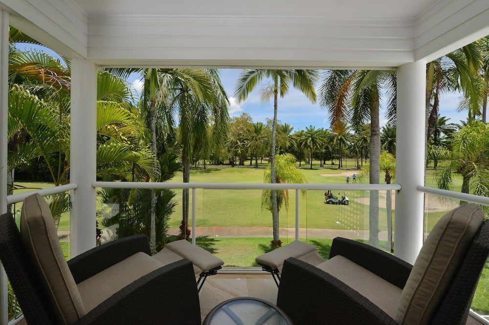 Villa 406 Mirage - Balcony