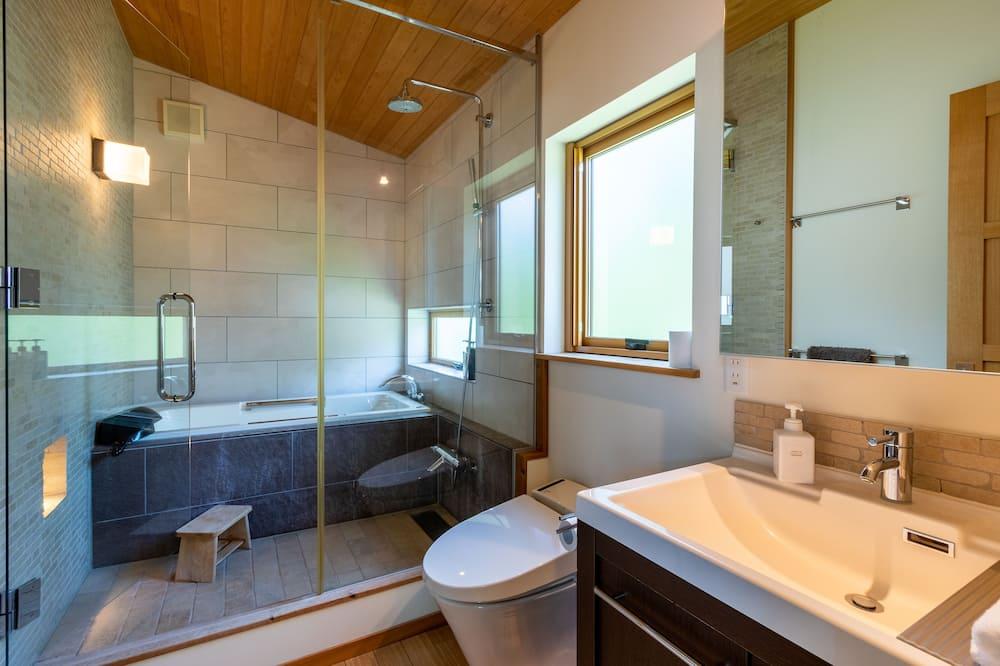 Domek, 3 ložnice - Koupelna