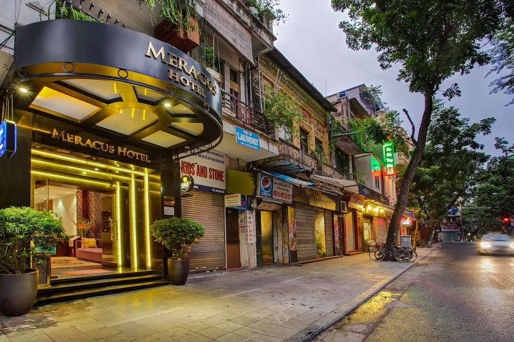 Mercury Central Hotel Hanoi