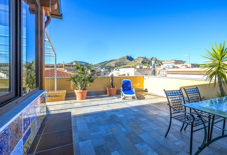 Solemar Sicilia - Casa Enza, Santa Flavia, Apartment, 2 Bedrooms, Terrace/Patio