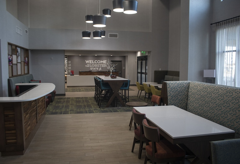 Hampton Inn & Suites Portland West, Portland, Detalle del interior