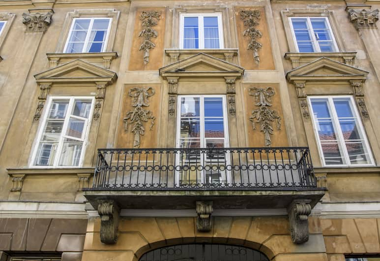 Old Town Folk Apartment, Varšava