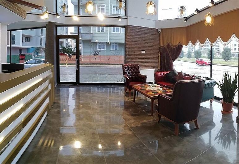 King Life Suite, Atakum, Lobby