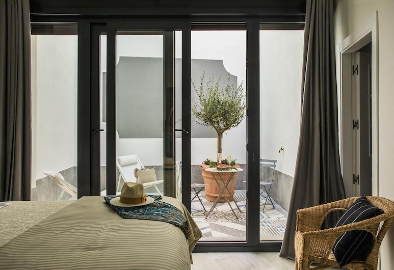 Matahacas Pool & Luxury, Sevilla, Apartman, terasa, Pogled na dvorište
