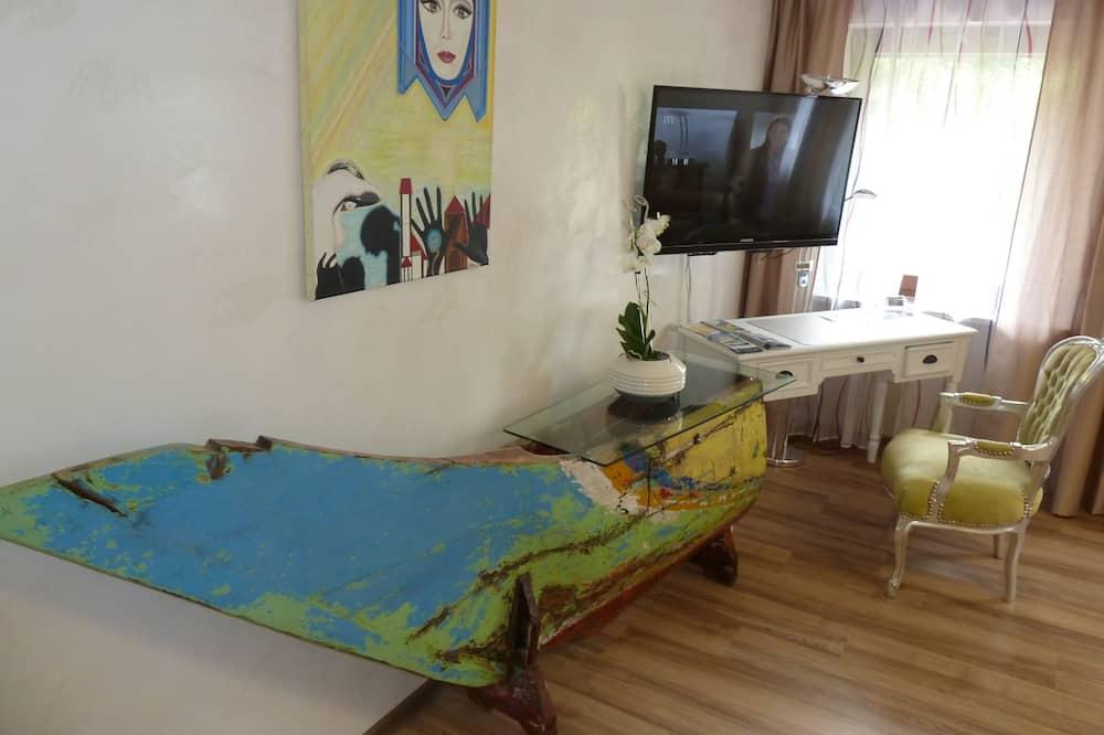 아파트 - 거실 공간